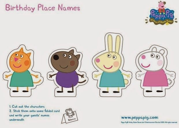 free-printables-for-peppa-pig-placemates2.jpg (620×443)