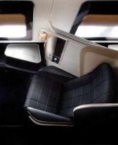 British Airways First Class.