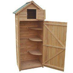 Greenfingers Sentry Apex Storage Shed - 2.5 x 6ft on sale | free uk delivery