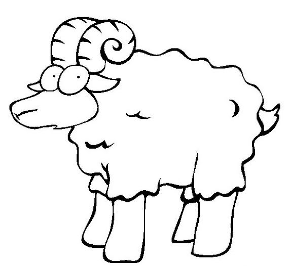 Eid al-Adha – Islam Coloring Pages