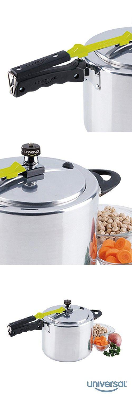 Pressure Cooker Stainless Steel 6 Liters - Olla de Presion 6 Litros