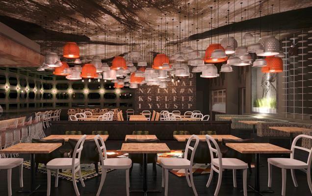 Best ideas de diseño restaurantes images on