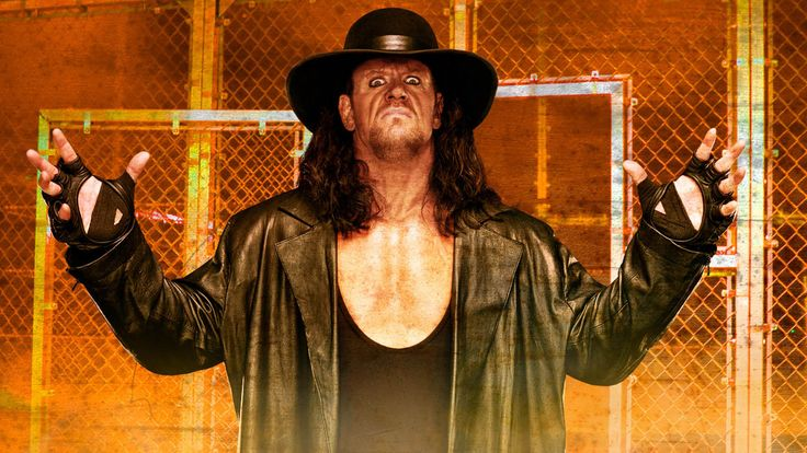 UnderTaker featured for Wrestlemania 31!? Check out the pic of the billboard WWE...
