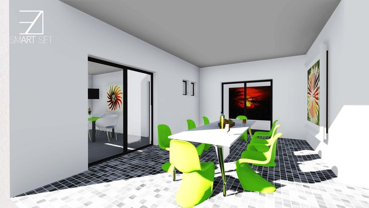 smART House   3D SMART SET