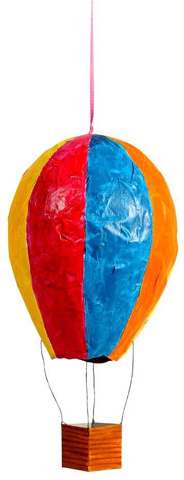 hot air balloon: Ycl Ideas, Balloon Ideas, Art Ideas, Piñata Ideas, Parties Ideas, Hot Air Balloons, Crafty Ideas