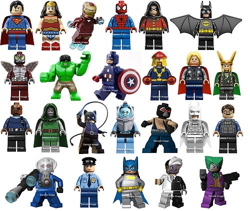 Best Amari And Cam Room Images On Pinterest Bedroom Ideas - Lego superhero wall decals