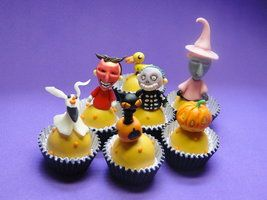 Nightmare Before Christmas Baby Shower | Cupcakes   Baby Shower   Stork By  ~anafuji On