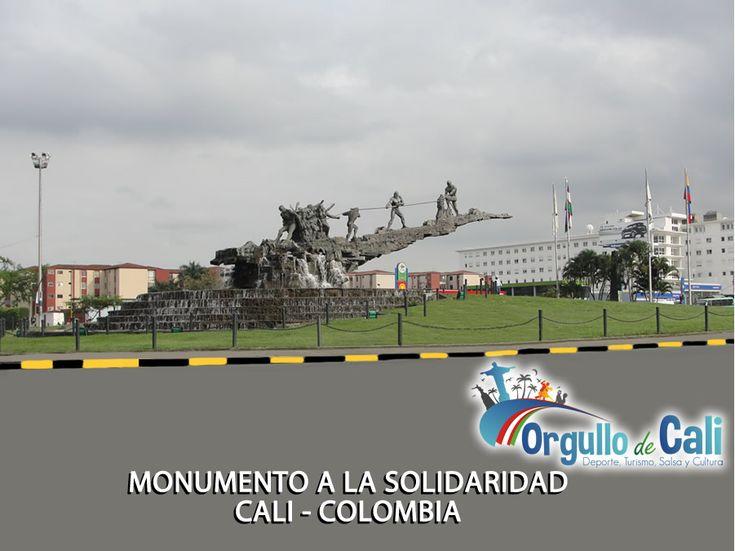 Monumento a la Solidaridad - #Cali - #Colombia