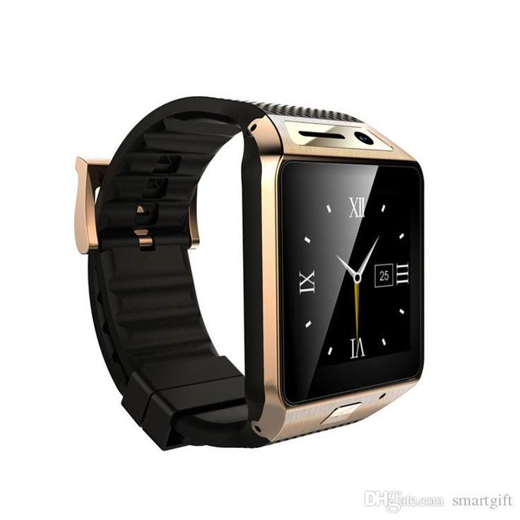 Electronics #Smart Watches Golden Smart Watch Gv08 Update Gv08s Bluetooth Smart Watch Waterproof Bracelet Support Single Sim Wristwatch Mobile Watch For Andriod Note4 Smart Watch Wiki From Smartgift, $51.31| Dhgate.Com