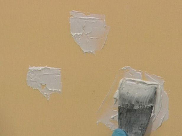 How to prepare walls before starting your next painting project.