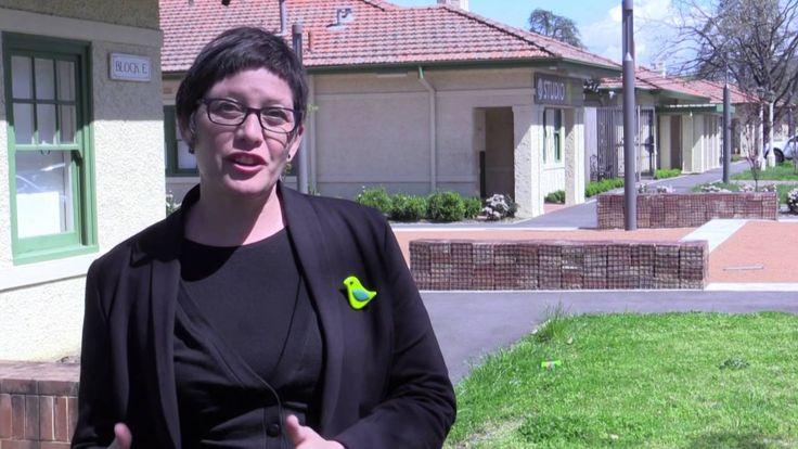 Indra Esguerra, ACT Greens, Election 2016 Arts Policy