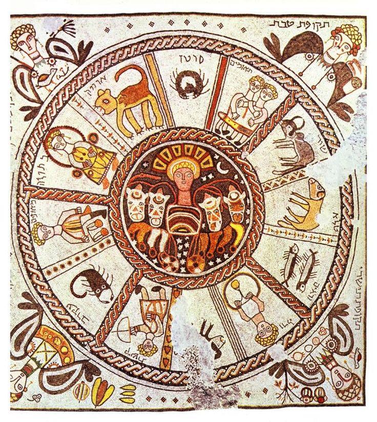 Bet Shean Mosaics Art - image 11