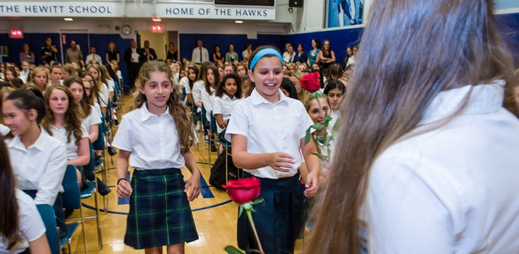 Off to a GREAT start at The Hewitt School...a few words from our Head of School.