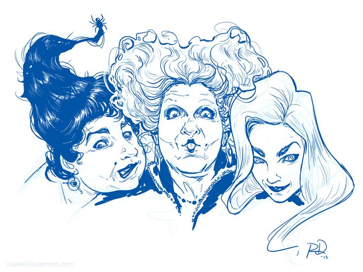 Hocus Pocus by RDauterman on deviantART