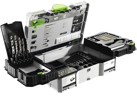 FESTOOL CENTROTEC Cordless Drill Accessory Kit-Limited Edition