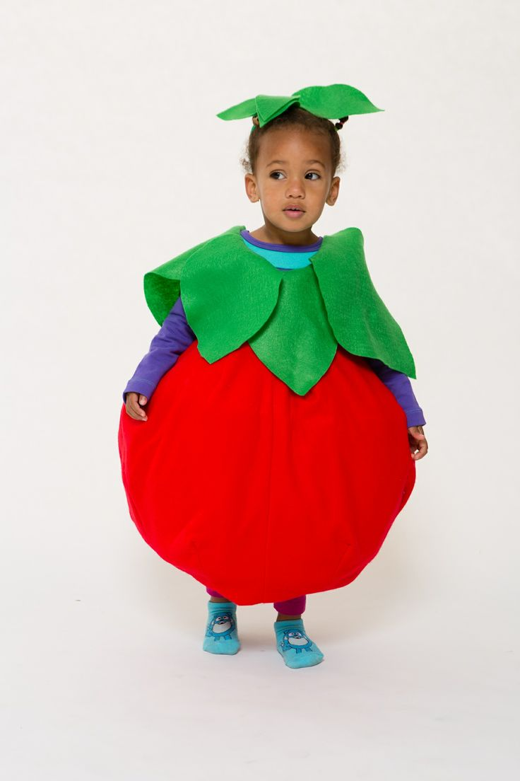 Kids Tomatoa Costume