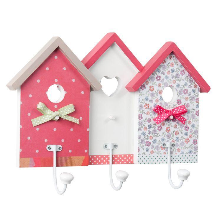 mommo design - LITTLE HOUSES - coat rack