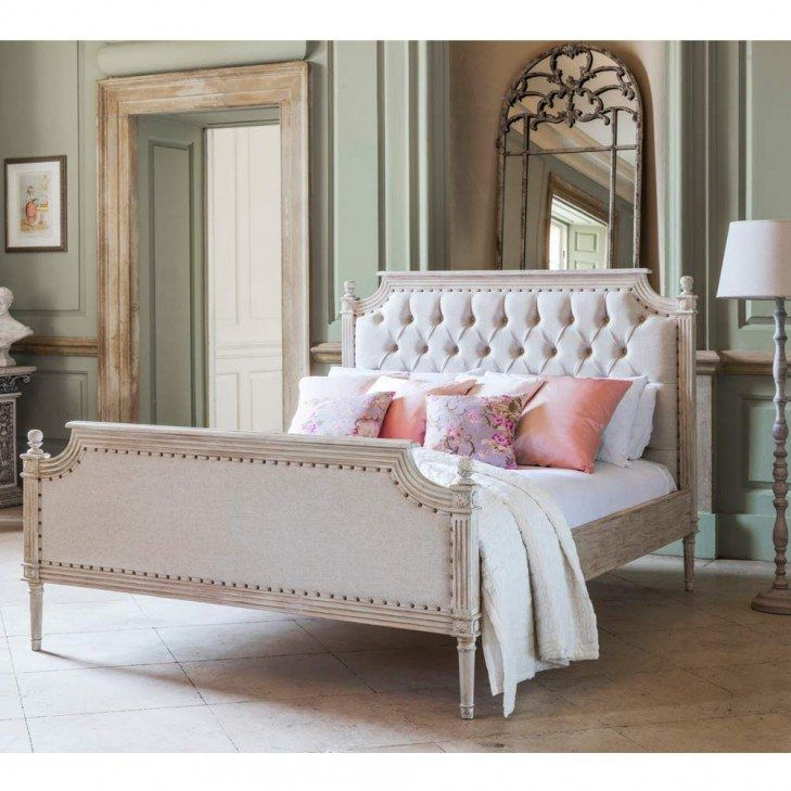 Buy the beautifully designed Vignette Upholstered Bed