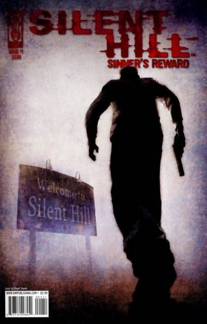 silent hill comic | silent hill appears in 16 issues view all silent hill dead alive 5 ...