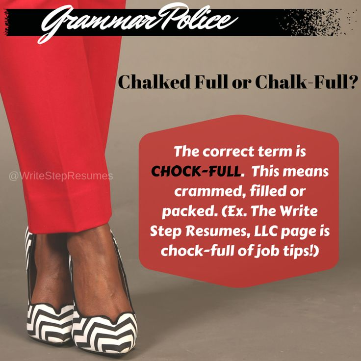 Pin by write step resumes llc on grammar police resume