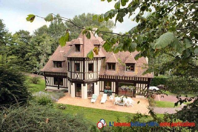 Vous rêvez de faire un achat immobilier de caractère entre particuliers en Basse-Normandie. Découvrez cette superbe propriété normande en colombages d'une surface de 360 m² sur un terrain de 2407 m² située à Saint-Arnoult dans le Calvados http://www.partenaire-europeen.fr/Actualites-Conseils/Achat-Vente-entre-particuliers/Immobilier-maisons-a-decouvrir/Maisons-entre-particuliers-en-Basse-Normandie/Achat-immobilier-particulier-Basse-Normandie-Calvados-Saint-Arnoult-maison-20140415 #maison