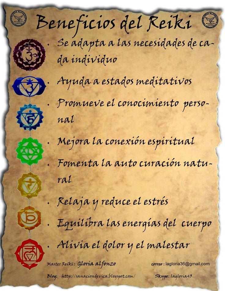 Terapias de reiki Master Reiki Gloria alfonzo http://sanaciondevica.blogspot.com/