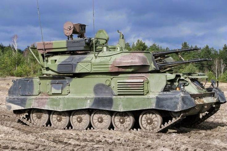 التطوير البولندي للشيلكا ZSU-23-4 MP BIAŁA  http://malwmataskrya.blogspot.com/