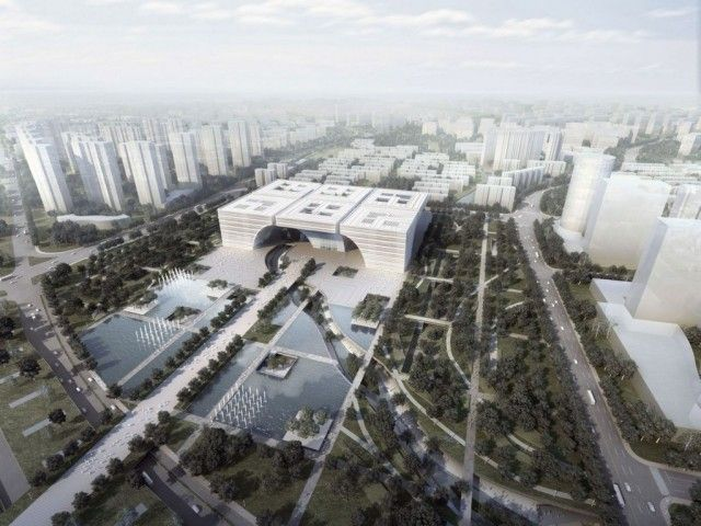 Changzhou Culture Center