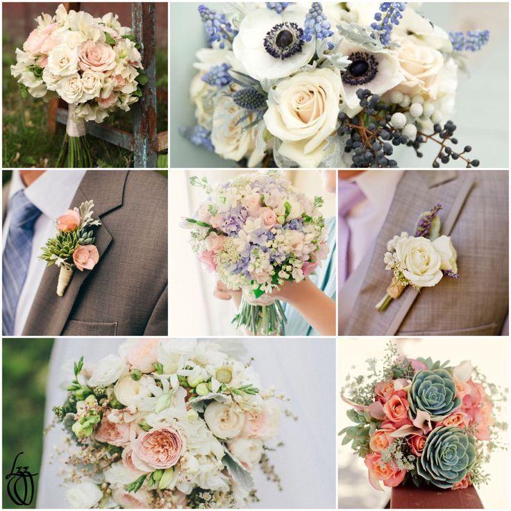 Il bouquet è l'accessorio principale che completa...