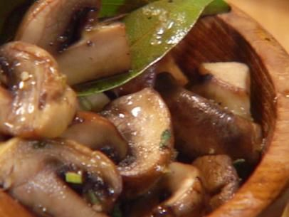Get this all-star, easy-to-follow Marinated Mushrooms recipe from Tyler Florence