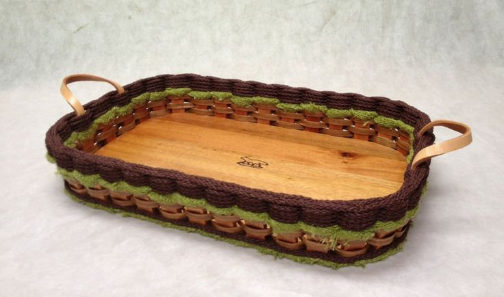 Shabby Chic Collection--10x15 Casserole Tray w/burlap