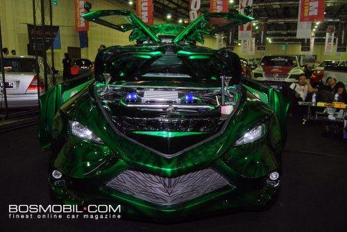 Hyundai Getz Kupu-kupu Malam Sabet King Champion Extreme di Accelera Auto Contest (14/15) #BosMobil #Accelera