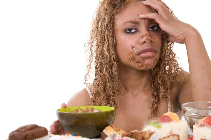Signs Of An Eating Disorder Binge eating disorder is associated with bulimia nervosa. The distinction is that once somebody suffers from binge eating disease