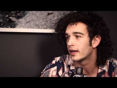 New interview with matty