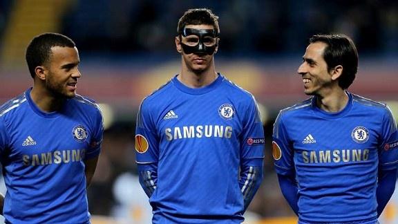 Ryan Bertrand, Fernando Torres, Yossi Benayoun