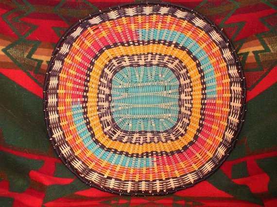 Native American Basket Weaving Instructions : Best hopi art images on american indian