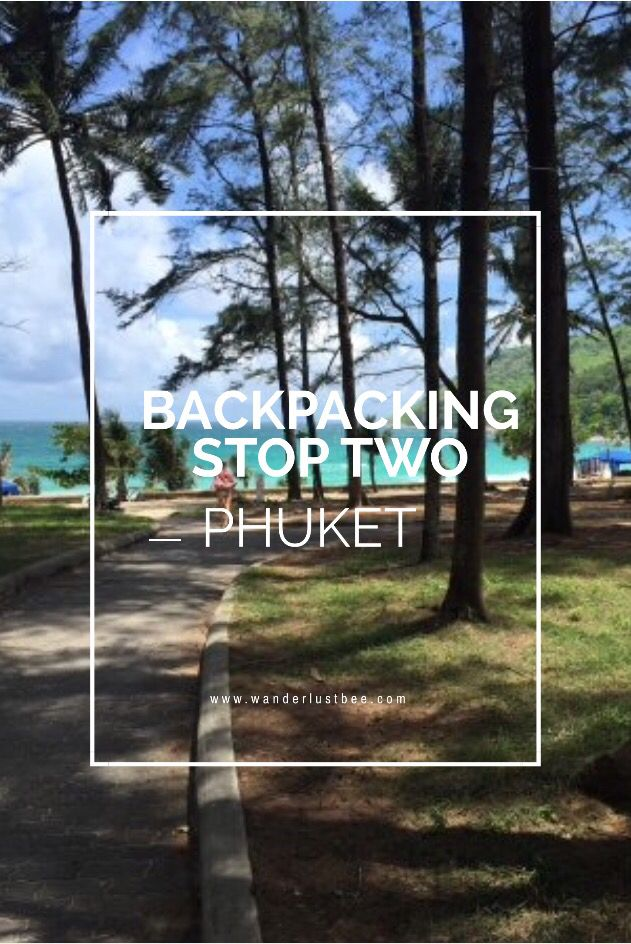 Highlights of Phuket from our one night stop over backpacking in Thailand on route to the Thai islands. Chick to find out what we got upto..