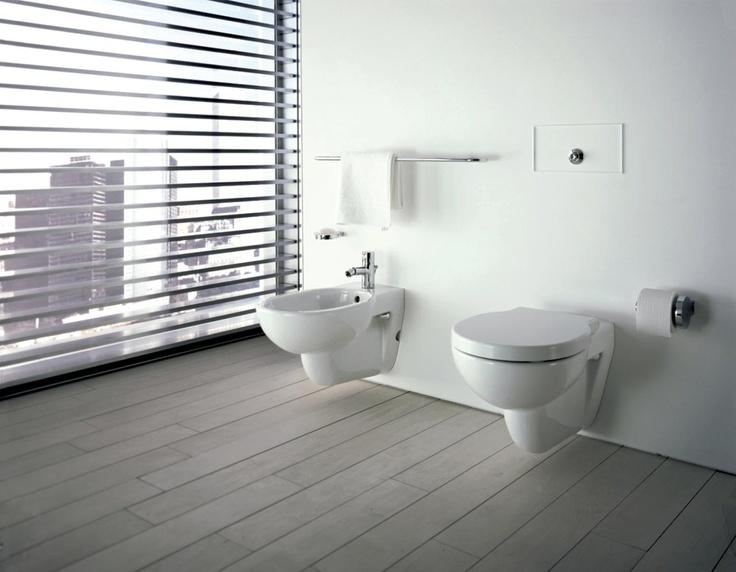 Toiletter til det topmoderne hjem
