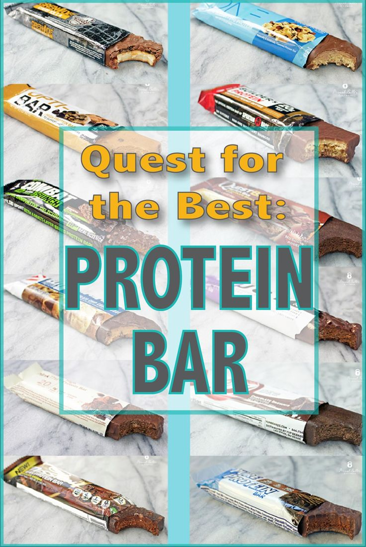 Best And Worst Protein Bars - Quest for the best protein bar i taste tested 12 different brands of protein bars