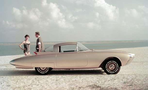 Außergewöhnliches Konzept: Die größten Concept Cars aller Zeiten, Band II