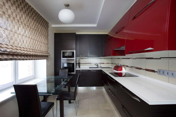 Функциональная и удобная современная кухня. #дизайнкухни #оформление кухни #современнаякухня #планировкакухни #кухня #перепланировкакухни #дизайн #интерьер #проектинтерьера