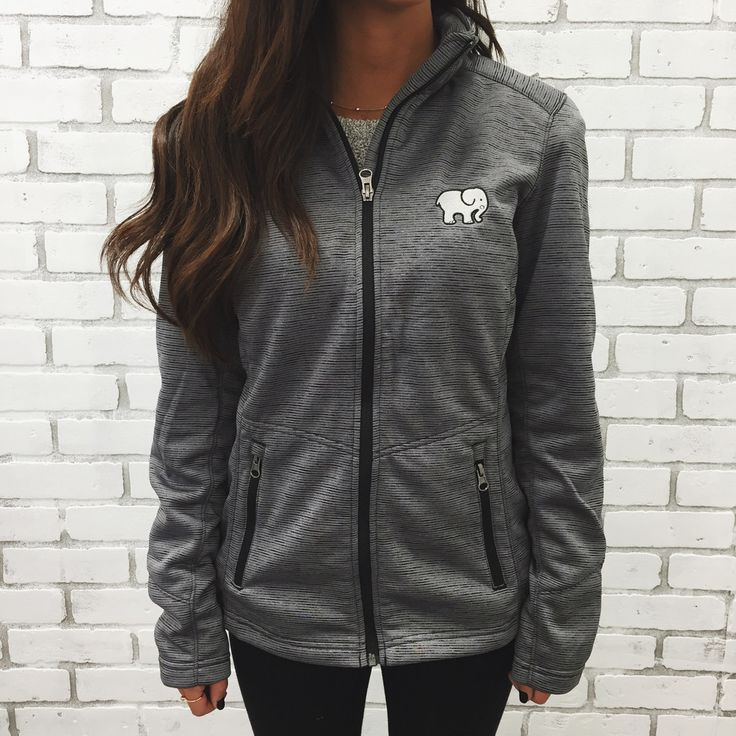 Gray Mystic Ella Jacket