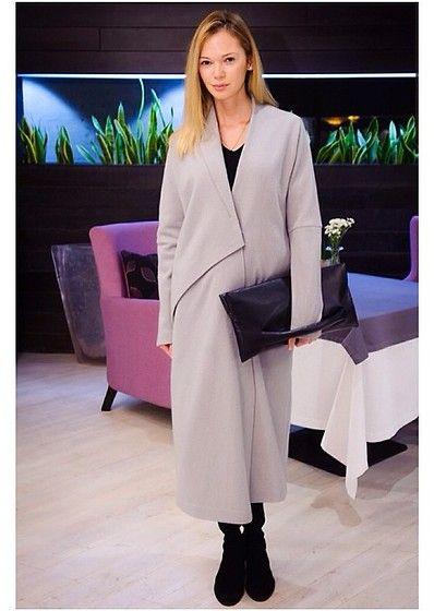 Elena Burenina Coat, Elena Burenina Bag