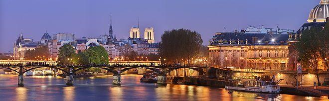 Pont des Arts - Wikipédia