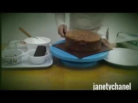 Resep Membuat Kue Black Cappuccino