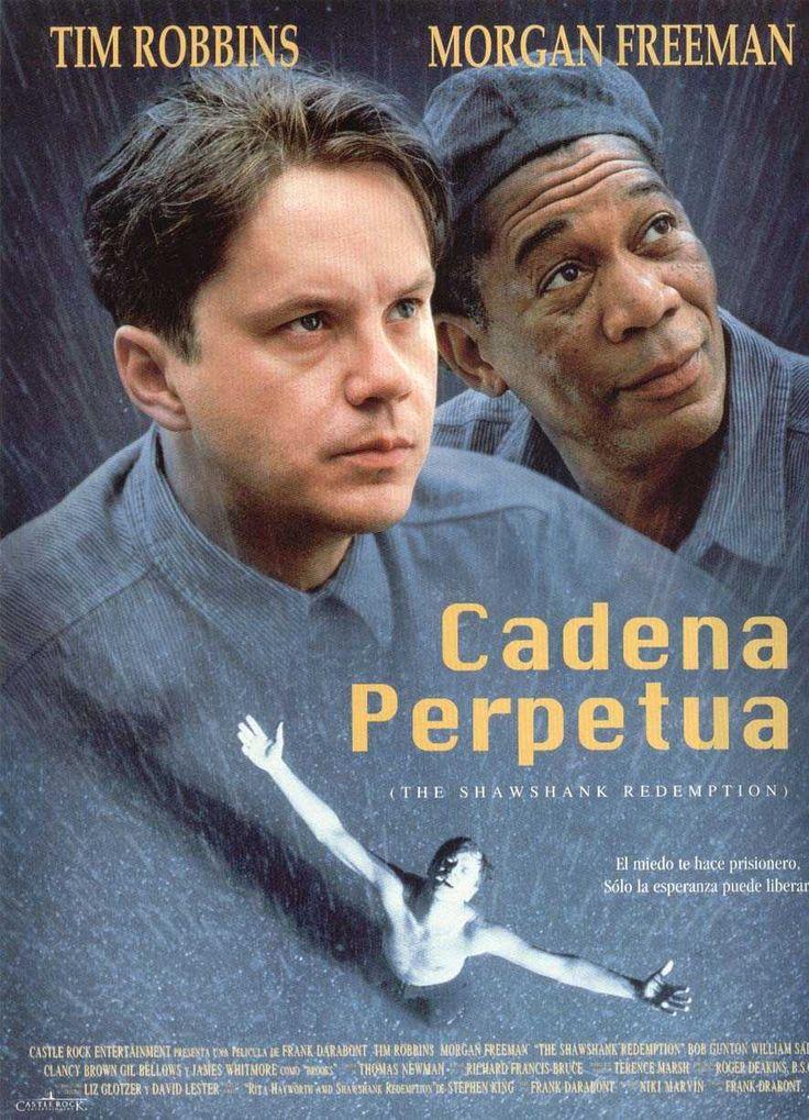Cadena perpetua/ The Shawshank Redemption (1994) EEUU. Dir: Frank Darabont. Drama. Película de culto - DVD CINE 76