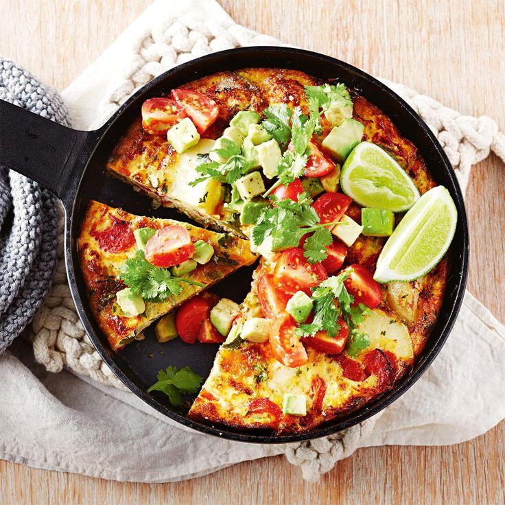 How to make Vegetable Tortilla #Dinner #Autumn #Vegetable #Tortilla