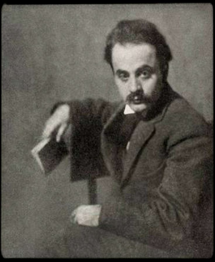 Khalil Gibran (January 6, 1883 – April 10, 1931) was a Lebanese artist, poet and writer