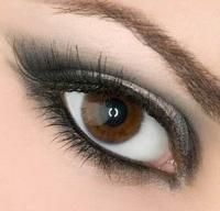 Cómo maquillar los ojos caídos                                                                                                                                                                                 Más