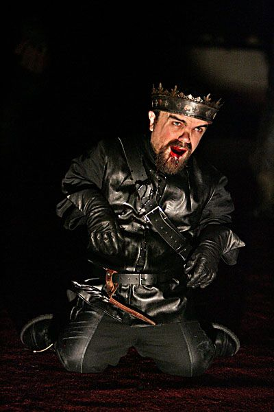 Public Theatre's production of Richard III starring Peter Dinklage